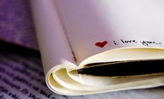 Q&A Tuesday: What do you write in your love notes to your husband?