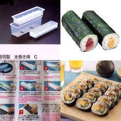 sushi roll http://m.ebay.com/itm?itemId=131226891894 #sushi #food #japan #cooking #yummy