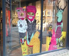 Gallery / Full Colour Print / The Window Film Company / Artist Cecile Perra