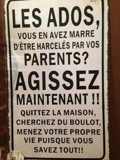 #Ados #lol #humour