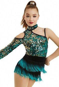Dance Holds -Ballroom Dance Holds - Asymmetrical Sequin Bodice with Fringe Dance Costumes Kids, Tap Costumes, Halloween Costumes, Dance Outfits, Dance Dresses, Party Dresses, Dance Shirts, Figure Skating Dresses, Ballroom Dress