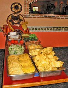 Taco Bell Restaurant Copycat Recipes: Home Taco Bar