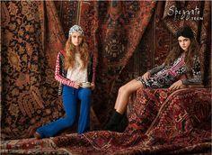 Tapetes Persas e Tapetes Orientais foram utilizados para o editorial 2016 da Spezzato Teen
