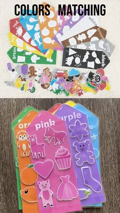 Color Sorting For Toddlers, Color Activities For Toddlers, Colors For Toddlers, Preschool Colors, Toddler Learning Activities, Infant Activities, Classroom Activities, Kids Learning, Montessori Color