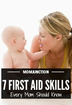 7 Essential First Aid Tips For Your Baby: We bring to you a list of the basics of first aid for babies.Take a look at some quick measures to tackle everyday bruises and injuries that your baby may be prone to while playing or running.