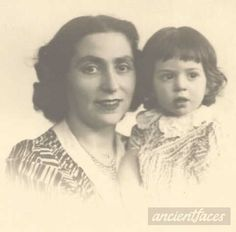 Sophia de Vrieswas only 21 months when she was sadly murdered at Sobibor Extermination camp on July 16, 1943.