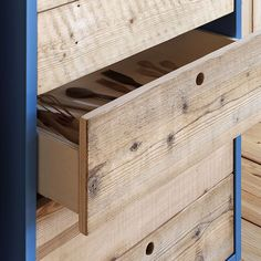 TOLA Wooden chest of drawers Tola Collection by Miniforms