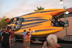 The Desert Storm Street Party in Lake Havasu, Arizona is one of the most anticipated events each April!