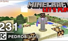 Minecraft Let's Play   E231 - Bitva o podvodní chrámy   Pedro
