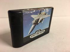 After Burner II 2 (Sega Genesis, 1990)   | eBay