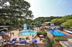 Castel Le Ty Nadan #Camping #Lorient #5étoiles #LesCastels #Bretagne #Activités #piscine