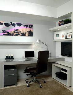 Домашний офис. Часть 2. | Sweet home