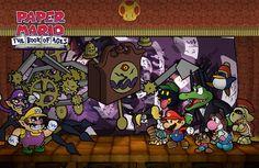 Paper Mario: BoA Chapter 8 by ChetRippo on DeviantArt