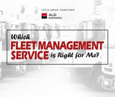 Choosing a fleet management service? I'm sure this blog can help you!