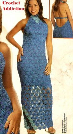 crochet dress 1