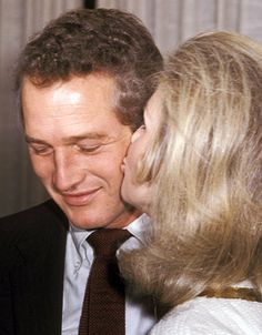 Paul Newman and Joanne Woodward - The 1969 New York Film Critics Awards in New York City, January 26, 1969