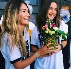 Kappa Delta Sorority Recruitment at Georgia Southern | Pineapple Flowers by Colonial House of Flowers | Statesboro Georgia See this Instagram photo by @kd_gsu • 343 likes