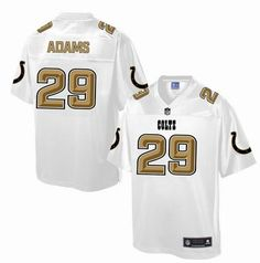 Nike Indianapolis Colts #12 Andrew Luck Gray Shadow Elite Jersey ...