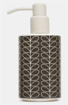 Orla Kiely Linear Stem Soap Dispenser | Nordstrom