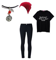 """Casual"" by fluffykitteh13 on Polyvore"