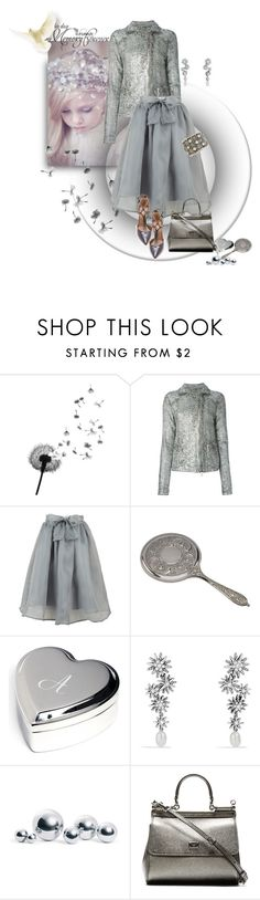 """""""This day"""" by saponacsve ❤ liked on Polyvore featuring Giorgio Brato, Casadei, Frasco, Cathy's Concepts, David Yurman, blomus, Dolce&Gabbana and Konstantino"""