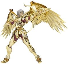 Bandai Tamashii Nations Saint Cloth Myth Legend Sagittarius Aiolos Saint Seiya Legend of Sanctuary Figure -- Check out this great product.