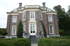 Hoofdgebouw Bosbeek. Bouwjaar: 18de eeuw.