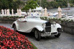 1933 Delage D8 S Roadster by de Villars