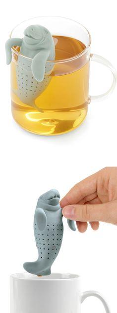 Mana-tea Infuser...adorable!