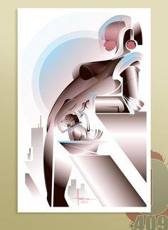 + Ilustração :     O ilustrador Orlando Arocena possui uma diversidade de trabalhos e com um estilo bem próprio.