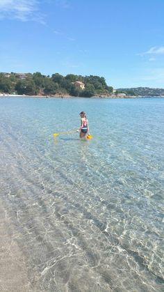 Petites Marionnettes: Les plages de Corse du Sud, côté Porto Vecchio