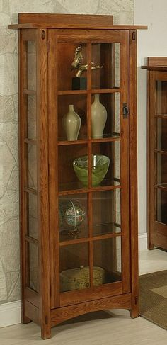Bungalow Curio Cabinet More