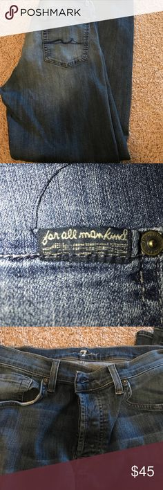 7 for All Mankind jeans Quality brand jeans 7 For All Mankind Jeans
