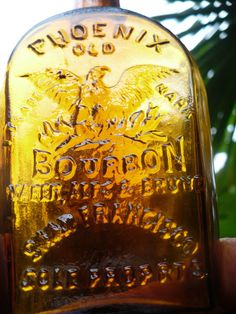 Another beautiful Old Phoenix Bourbon, SF by Naber, Alfs & Brune