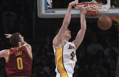 Lakers' Ivica Zubac to miss remainder of season with high-ankle sprain = As the Los Angeles Lakers limp down the home stretch of the 2016-2017 regular season, so will second-round pick and center Ivica Zubac. Zubac, who sustained an injury to his lower body during the first quarter of Thursday's game against the Minnesota Timberwolves, underwent X-rays and a MRI on Friday. While the X-rays came back negative, the MRI revealed…..