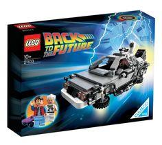 #Lego #Delorean #Cuusoo