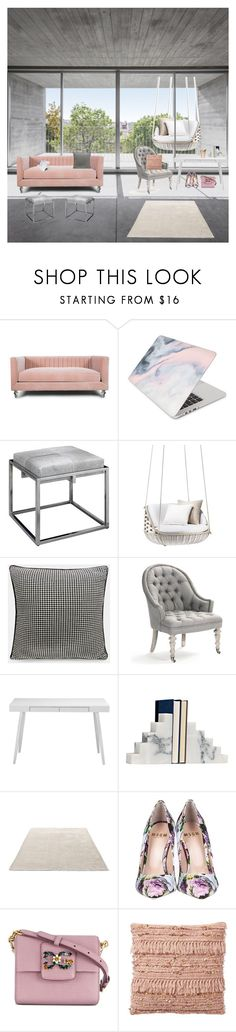 """Balcony"" by cherieaustin on Polyvore featuring interior, interiors, interior design, home, home decor, interior decorating, Recover, Jamie Young, Margarita and &Tradition"