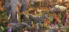 15 Fun Facts about African Animals