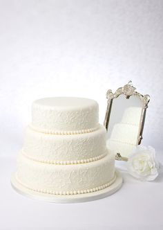 Deliciously Crafted Wedding Cakes In The North West By Carolines