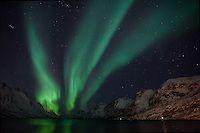 Aurora Trident, Tromso, Norway