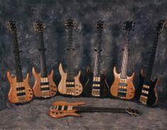 Ken Smith Bass Guitars