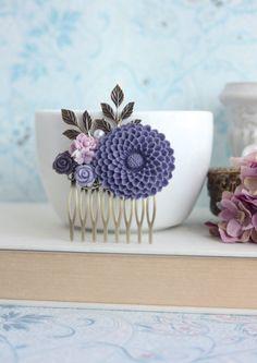 Purple Garden by Yuliya Belyalova on Etsy