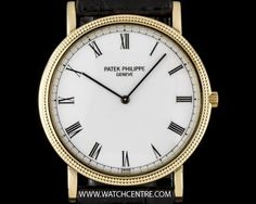 PATEK PHILIPPE 18K Y/G WHITE DIAL CALATRAVA GENTS WRISTWATCH 3520 http://www.watchcentre.com/product/patek-philippe-18k-y-g-white-dial-calatrava-gents-wristwatch-3520/5693