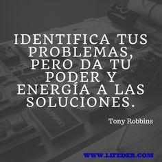 Las 61 Mejores Frases de Tony Robbins