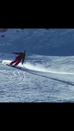 Skiing in Cortina 2015