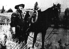 Charles Owen Williamson on Collection: From Range-bred Broncs to High School Dressage Yellowstone National Park, National Parks, Western Horseman, Famous Books, His Travel, Horse Training, Head And Neck, Wild Horses, Dressage