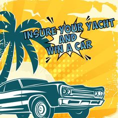 Get a chance to win a brand new Chevrolet Malibu 2018 monthly! Insure your yacht with Insurance House and enter the draw today.