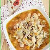 Karmuszka Cheeseburger Chowder, Soup, Soups