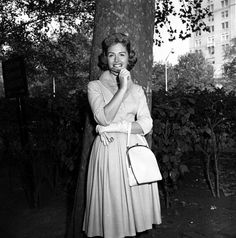 Donna Reed On Location In New York City Shoot Date September 21 1959 REED