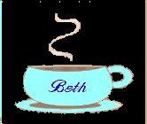 Beth name graphics